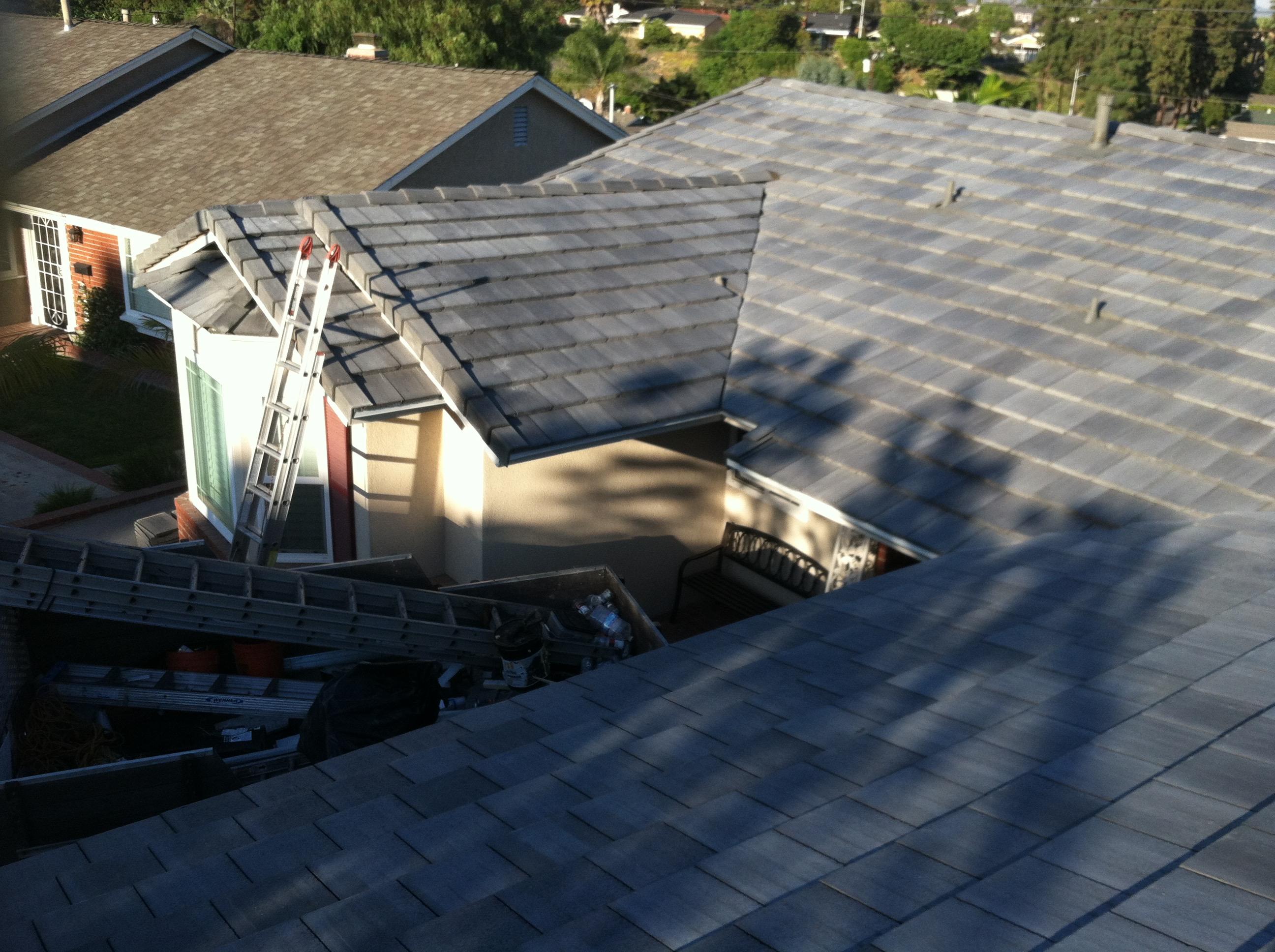 Boral Roofing Lightweight Roof Tiles- La Mirada Ca.
